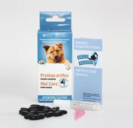 prot ge griffes pour chiens et pour chats au qu bec produits pour chats produits pour chiens. Black Bedroom Furniture Sets. Home Design Ideas